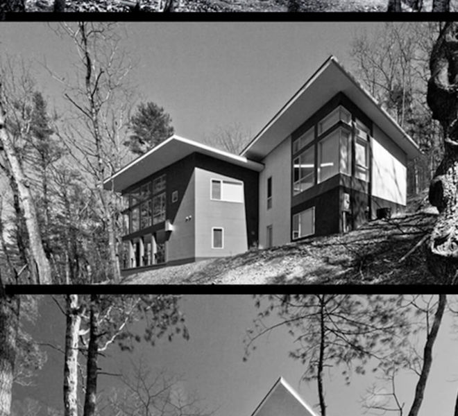 GoldenEye Residential House