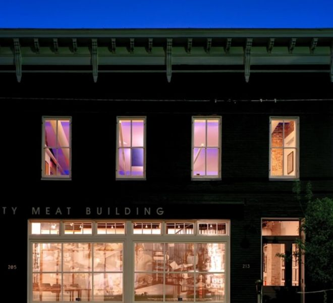 The City Meat Building