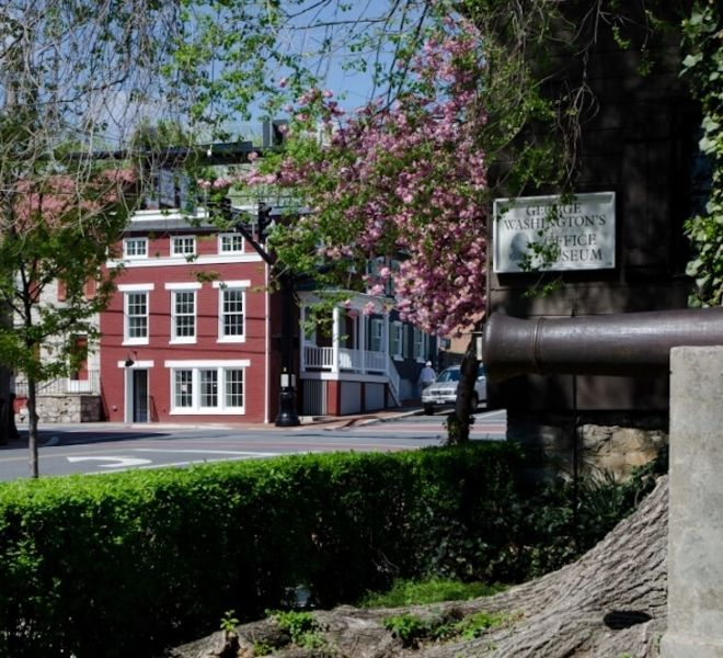 The Historic Samuel Noakes House
