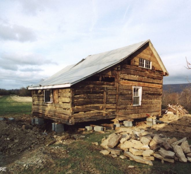 Cabin On Middle Ridge