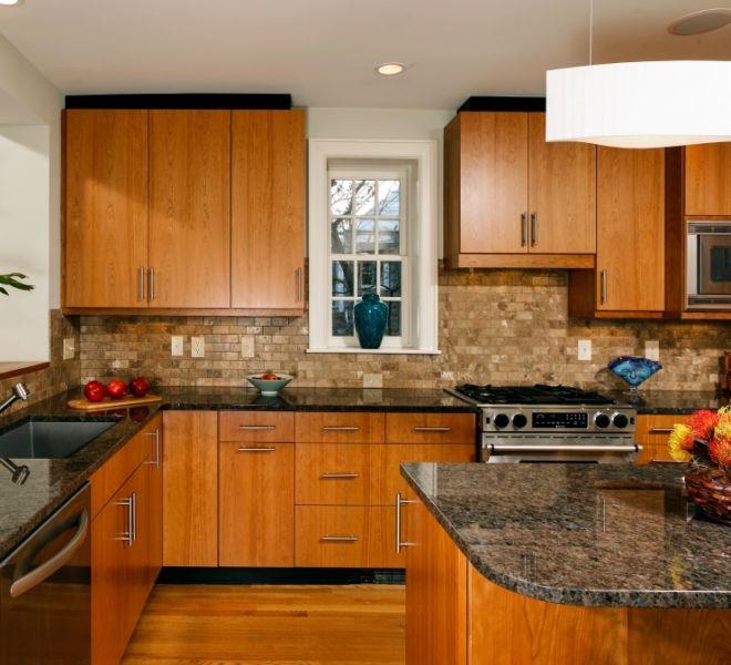 Home Renovation Falls Church Kitchen