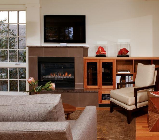 Home Renovation Falls Church Living Room