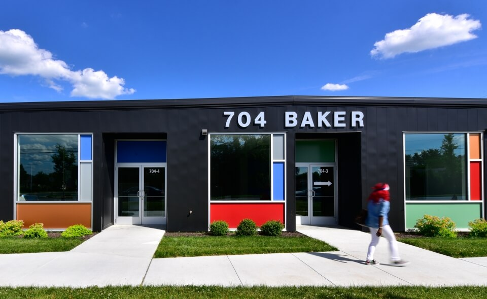 704 Baker exterior in color