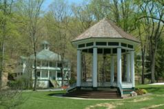 Bandstand Capon Springs Resort 1