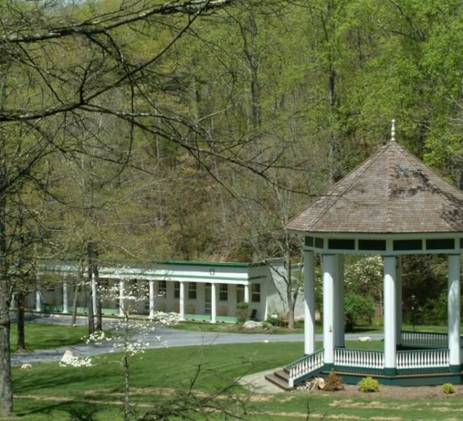 Bandstand Capon Springs Resort 3