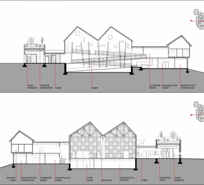 Building Section Svdm 01