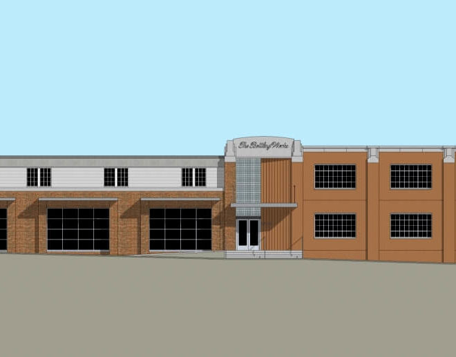 Commercial Elevation 2
