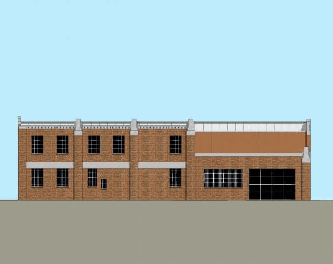 Commercial Elevation 4