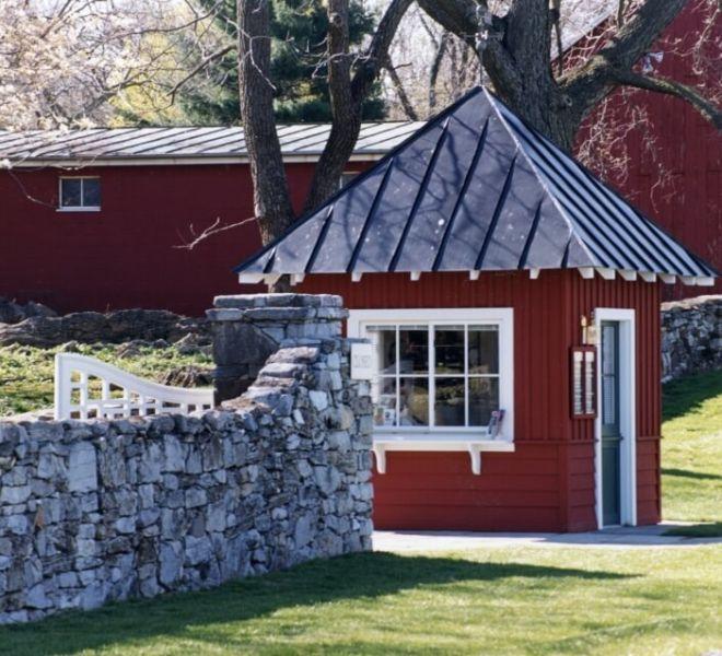 Museum Shenandoah Valley Exterior 9