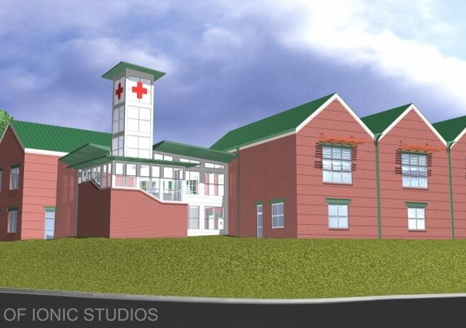 Red Cross Community Architecture Fredrick County 5