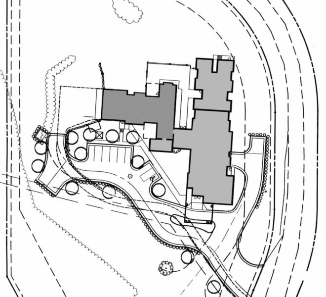 Robert E Rose Center Plan