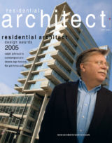 2005 Residential Architect