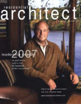 2007 Residential Architect